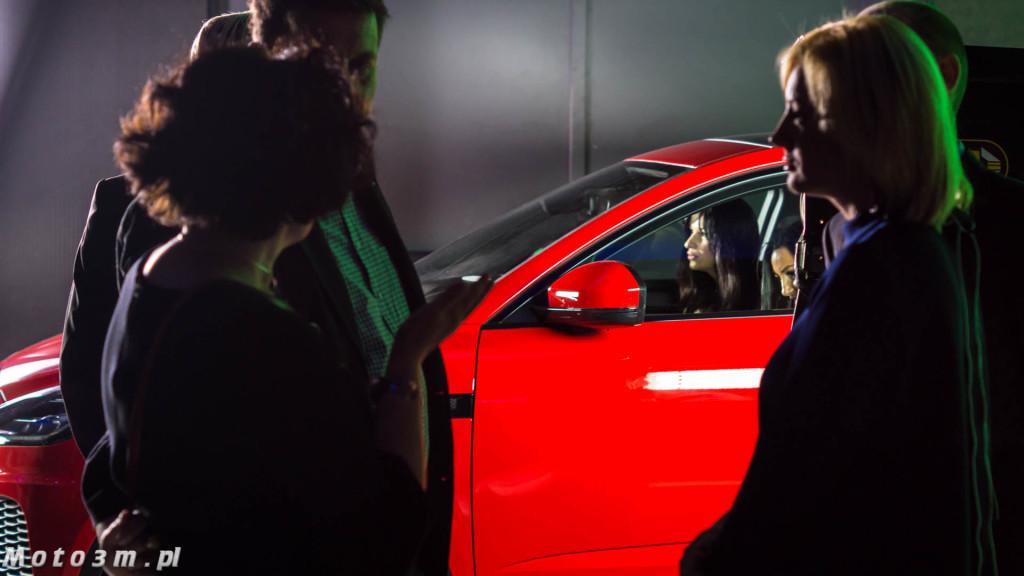 Premiera Jaguara E Pace w studiu Panika w Gdyni z British Automotive Gdańsk-04512
