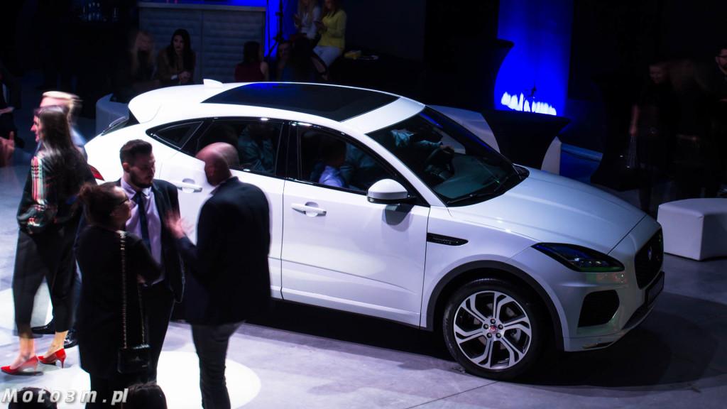 Premiera Jaguara E Pace w studiu Panika w Gdyni z British Automotive Gdańsk-04539