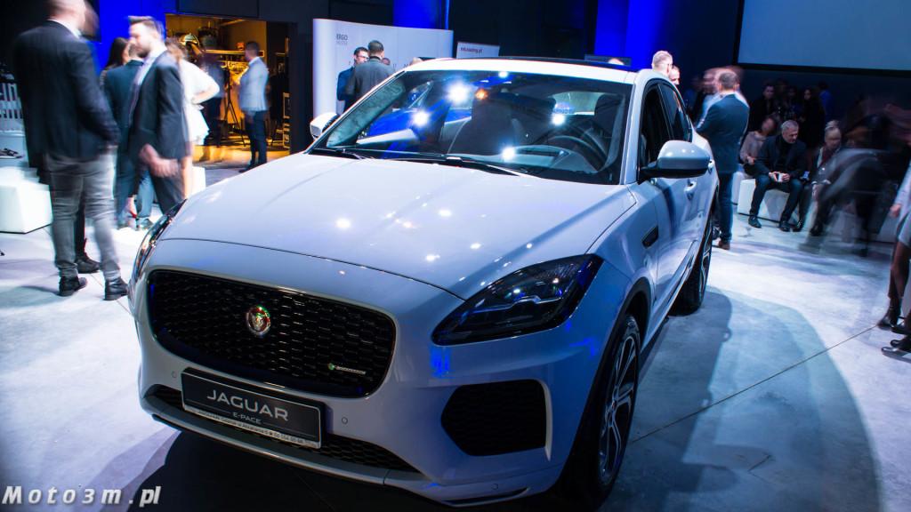 Premiera Jaguara E Pace w studiu Panika w Gdyni z British Automotive Gdańsk-04552