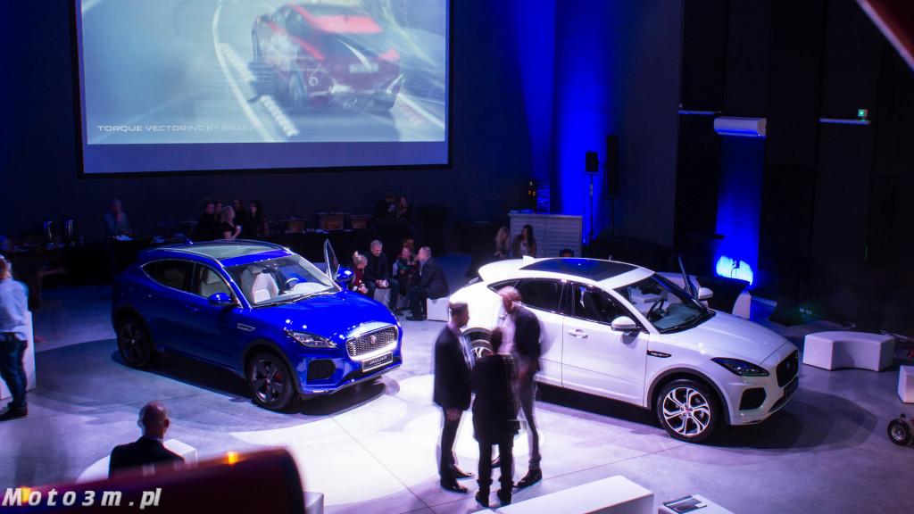 Premiera Jaguara E Pace w studiu Panika w Gdyni z British Automotive Gdańsk-04566
