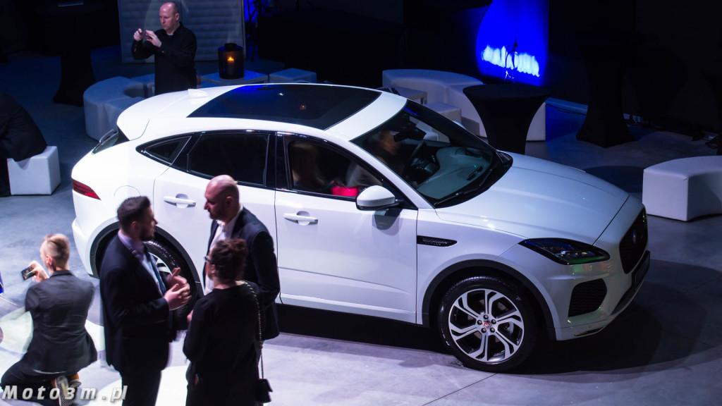 Premiera Jaguara E Pace w studiu Panika w Gdyni z British Automotive Gdańsk-04568