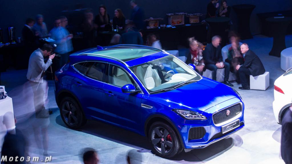 Premiera Jaguara E Pace w studiu Panika w Gdyni z British Automotive Gdańsk-04570