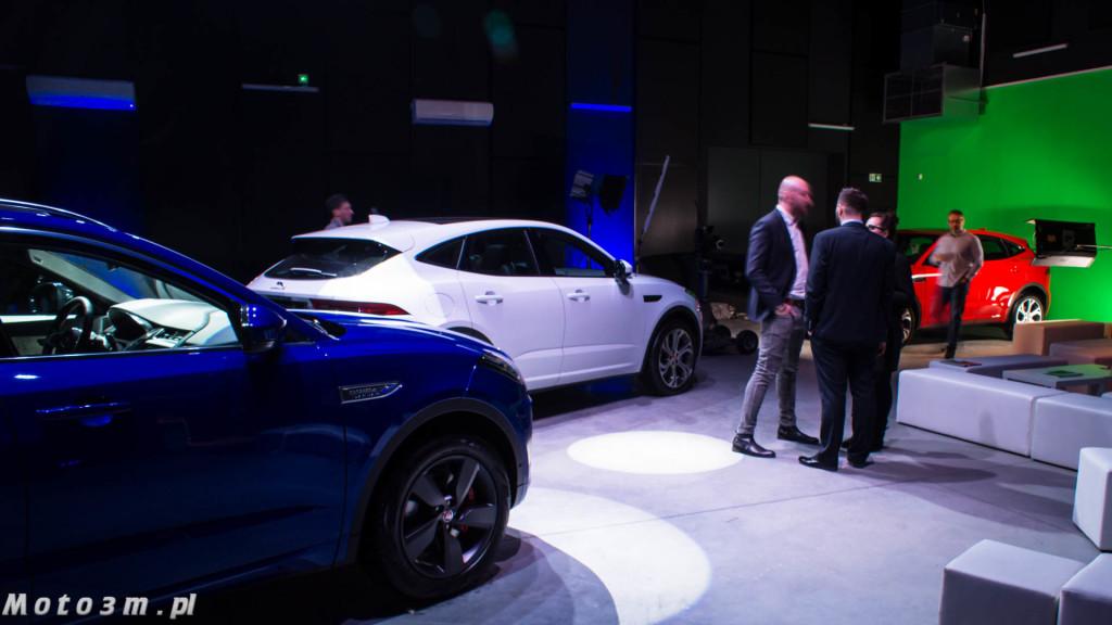 Premiera Jaguara E Pace w studiu Panika w Gdyni z British Automotive Gdańsk-04572