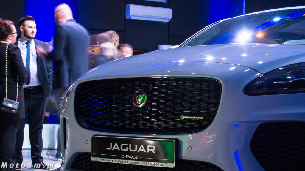 Premiera Jaguara E Pace w studiu Panika w Gdyni z British Automotive Gdańsk-04579