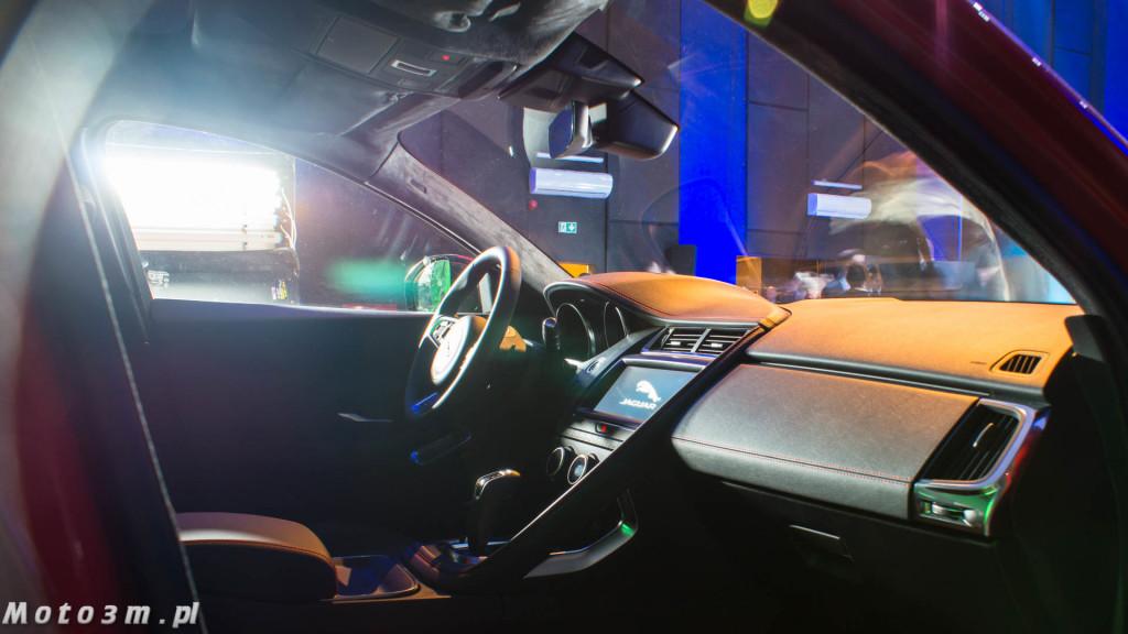 Premiera Jaguara E Pace w studiu Panika w Gdyni z British Automotive Gdańsk-04580
