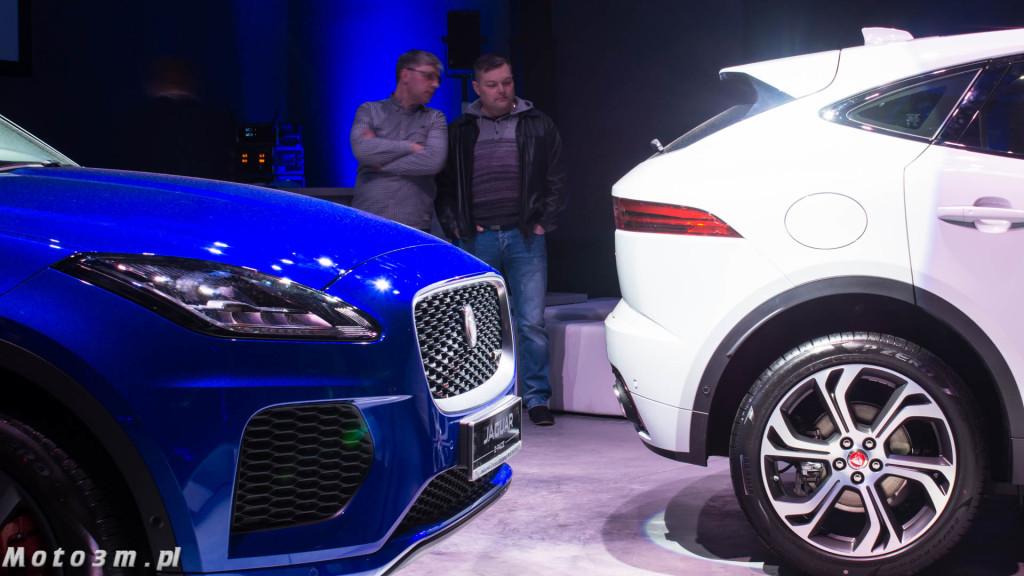 Premiera Jaguara E Pace w studiu Panika w Gdyni z British Automotive Gdańsk-04588