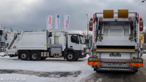 Śmieciarki Mercedes-Benz Antos z MW Wróbel z zabudową Integra Gdynia-04682