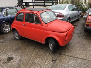 Fot. Fiat 500 EV Derwisz  (FB)