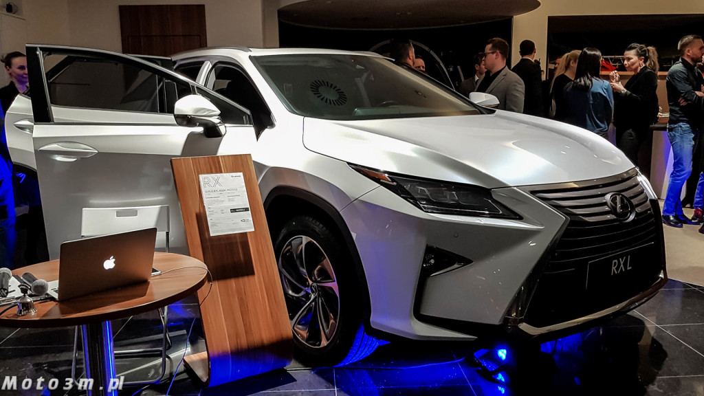 Lexus RS Long - 7osobowy-204402