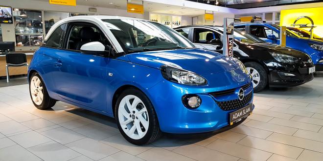 Mistrz konfiguracji - Opel ADAM SLAM w Serwis Haller-154509