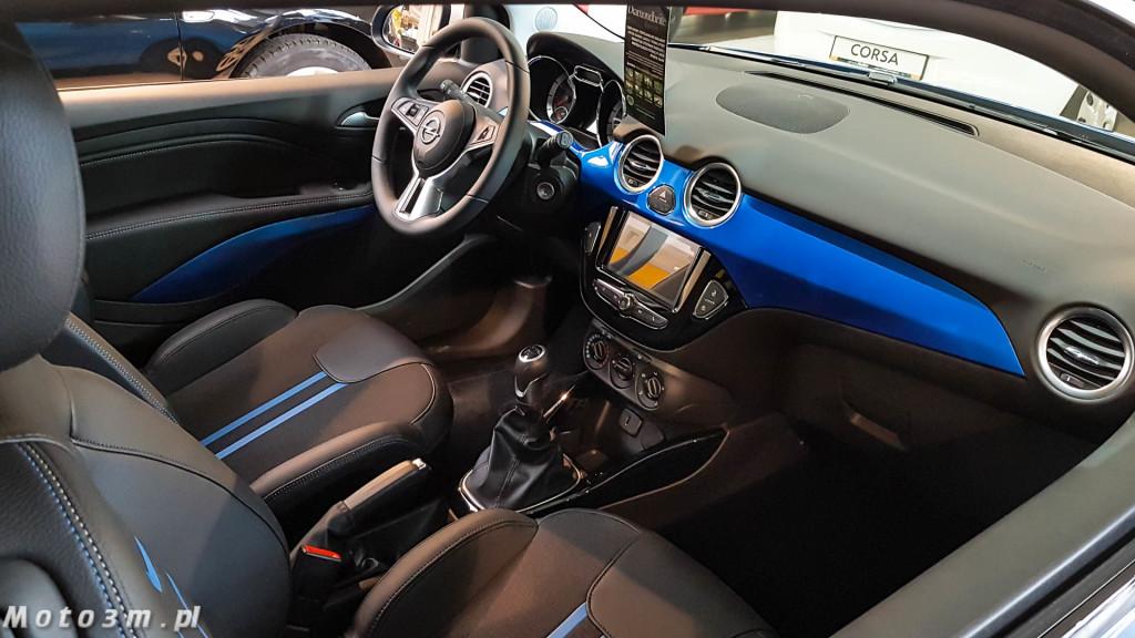 Mistrz konfiguracji - Opel ADAM SLAM w Serwis Haller-154528