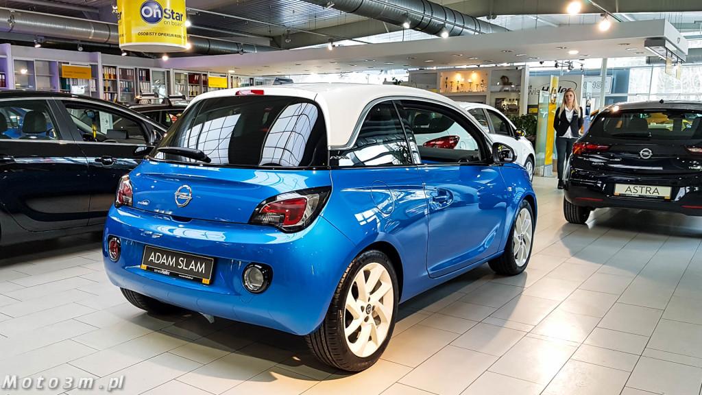 Mistrz konfiguracji - Opel ADAM SLAM w Serwis Haller-154535