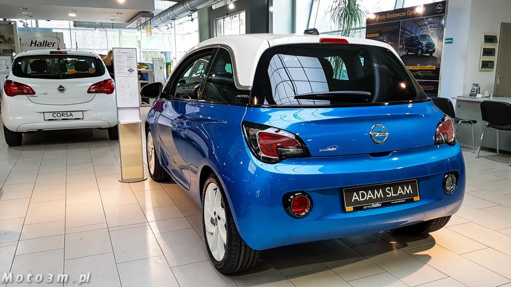 Mistrz konfiguracji - Opel ADAM SLAM w Serwis Haller-154557