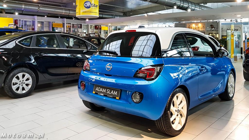 Mistrz konfiguracji - Opel ADAM SLAM w Serwis Haller-154615