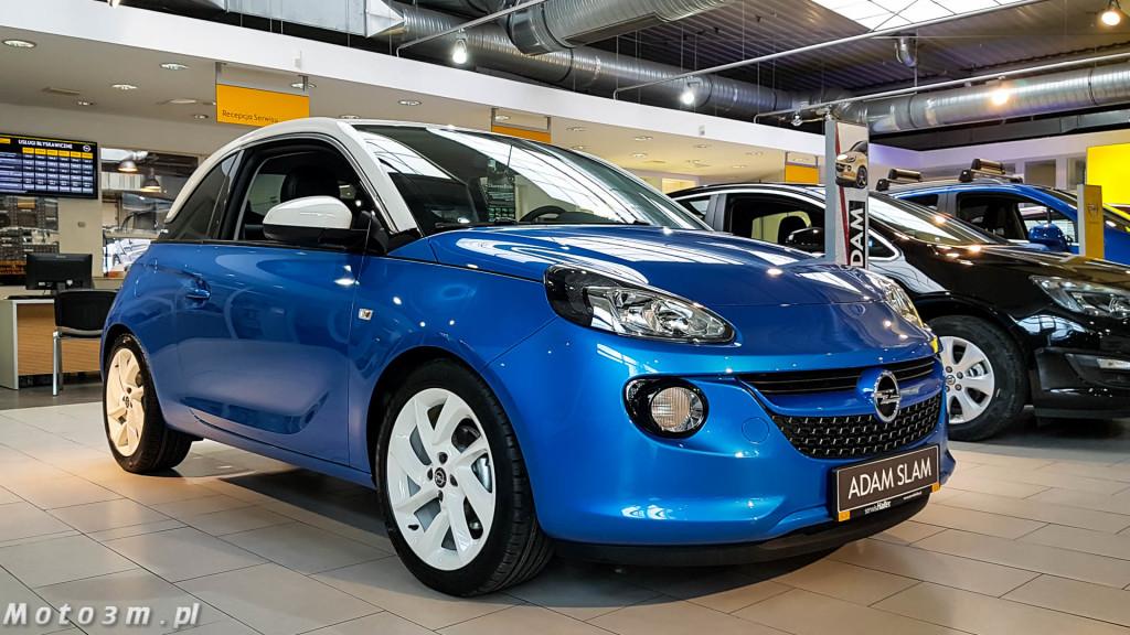 Mistrz konfiguracji - Opel ADAM SLAM w Serwis Haller-154631