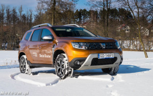 Nowa Dacia Duster 1.5 dCi Prestige - test Moto3m-05025