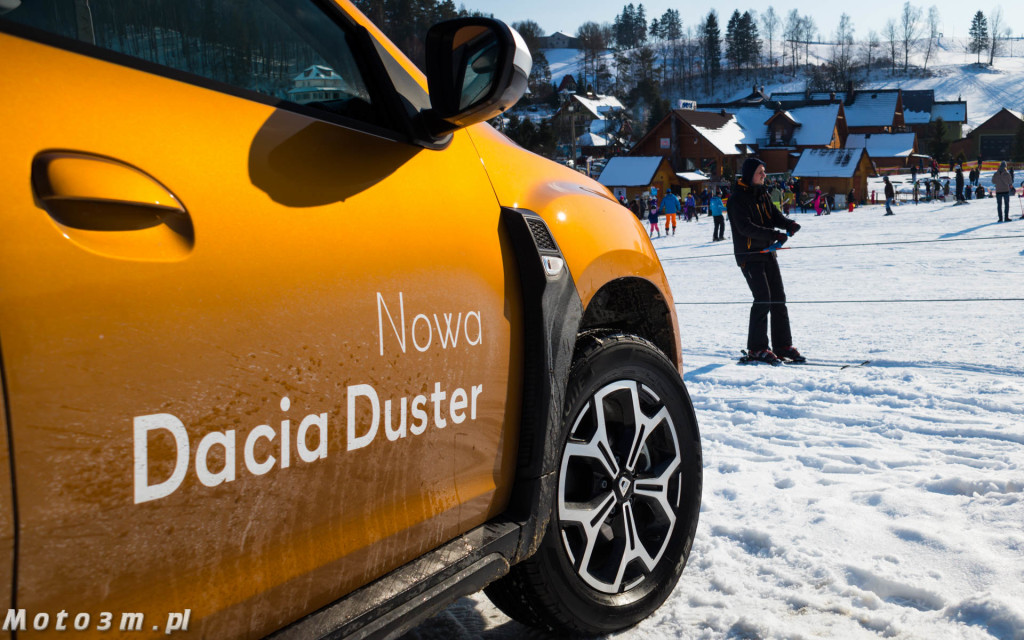 Nowa Dacia Duster 1.5 dCi Prestige - test Moto3m-05036