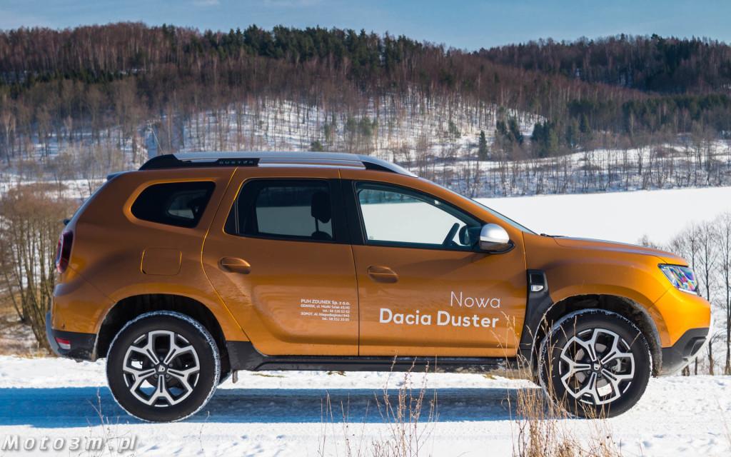 Nowa Dacia Duster 1.5 dCi Prestige - test Moto3m-05042