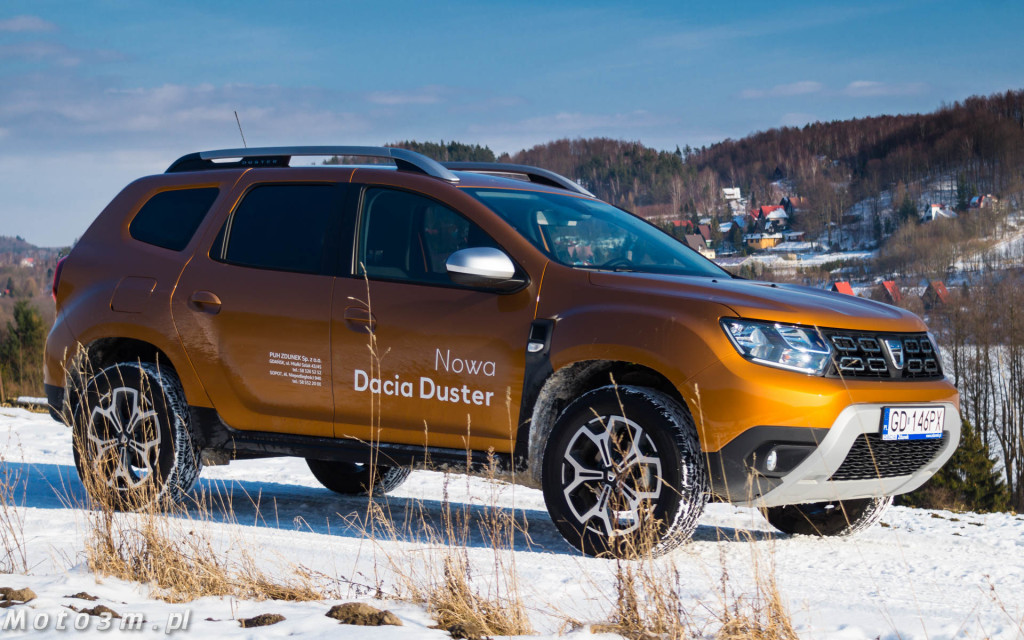 Nowa Dacia Duster 1.5 dCi Prestige - test Moto3m-05043