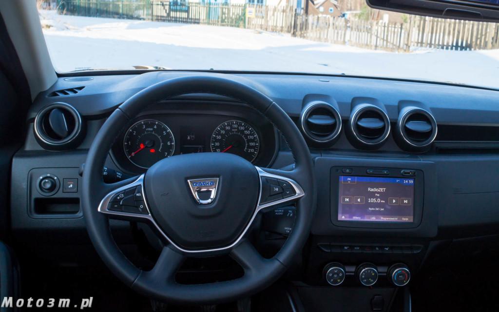 Nowa Dacia Duster 1.5 dCi Prestige - test Moto3m-05082