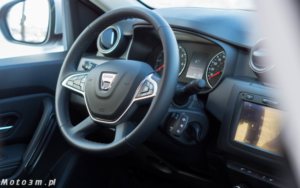Nowa Dacia Duster 1.5 dCi Prestige - test Moto3m-05092