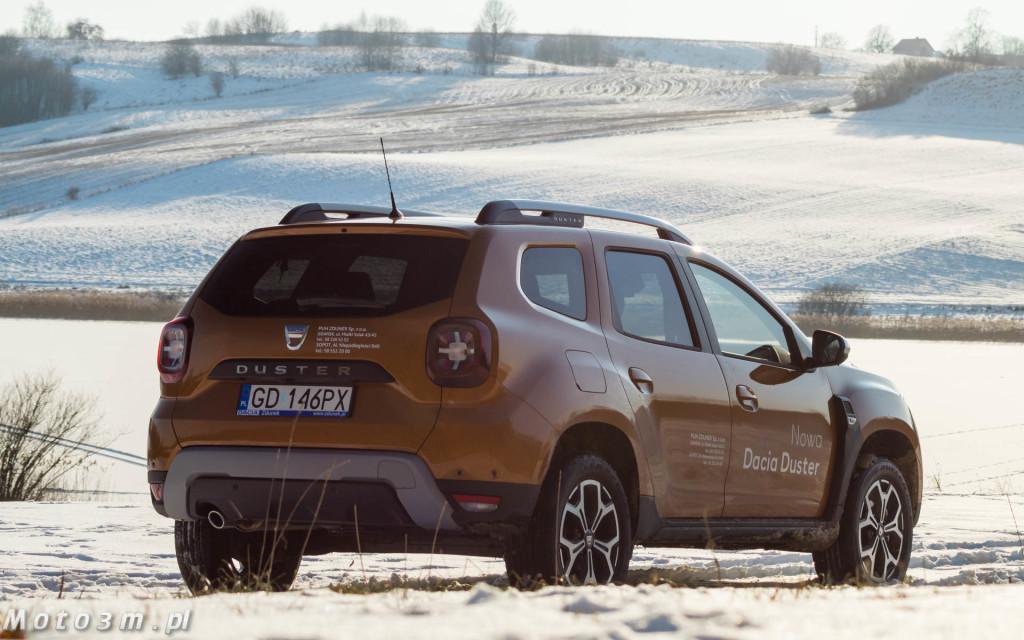 Nowa Dacia Duster 1.5 dCi Prestige - test Moto3m-05170