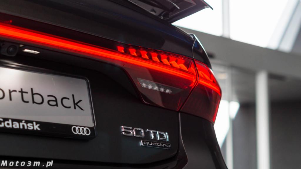 Nowe Audi A7 w Audi Centrum Gdańsk-05315