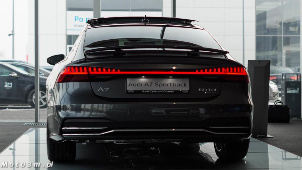 Nowe Audi A7 w Audi Centrum Gdańsk-05317