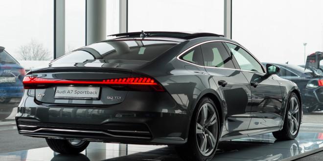 Nowe Audi A7 w Audi Centrum Gdańsk-05336