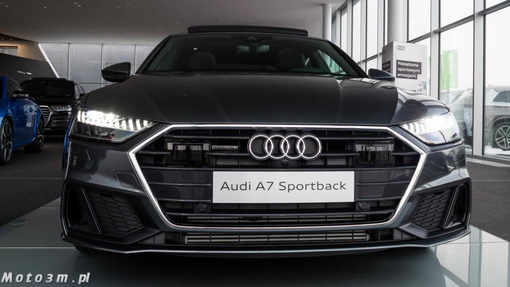 Nowe Audi A7 w Audi Centrum Gdańsk-05347