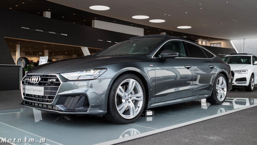 Nowe Audi A7 w Audi Centrum Gdańsk-05348