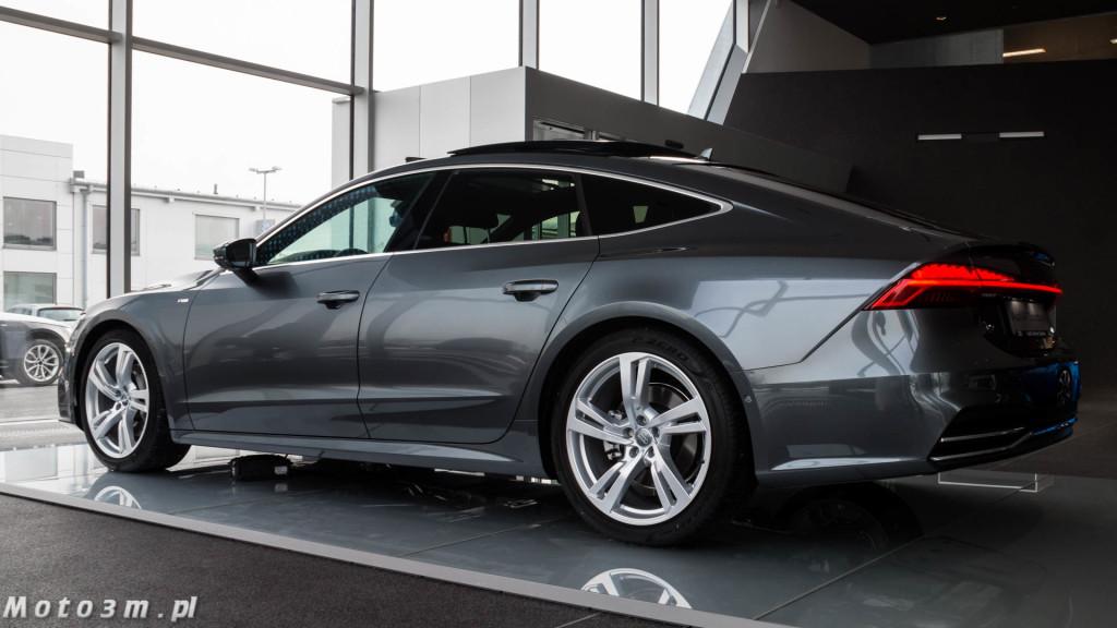 Nowe Audi A7 w Audi Centrum Gdańsk-05350