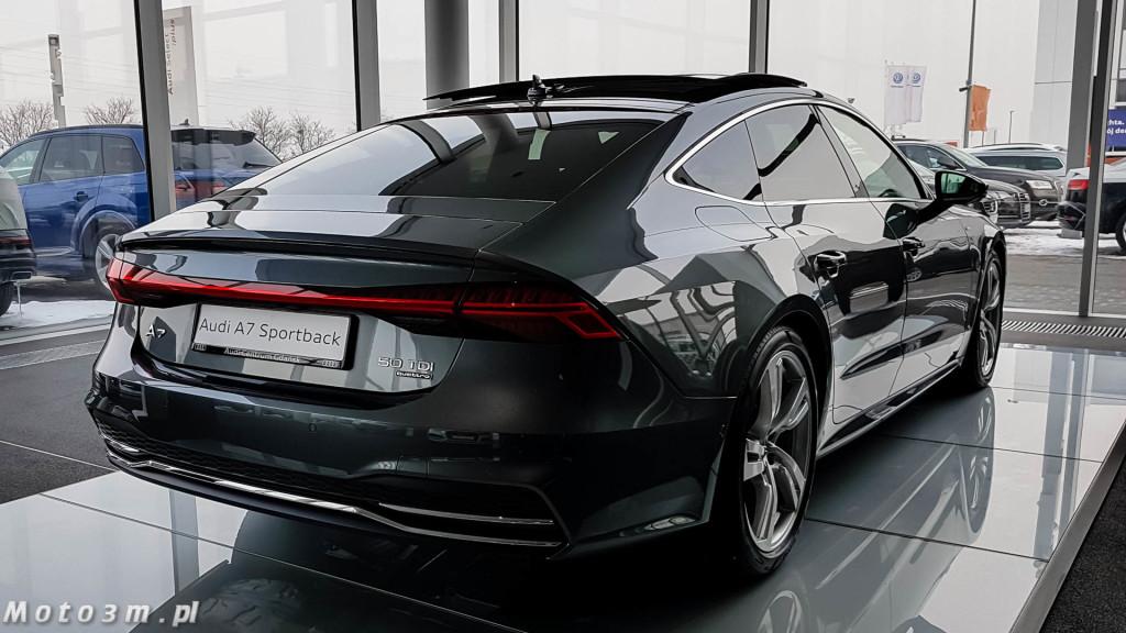 Nowe Audi A7 w Audi Centrum Gdańsk-161152
