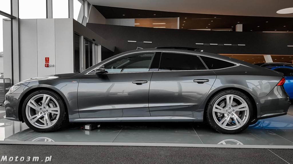 Nowe Audi A7 w Audi Centrum Gdańsk-161205