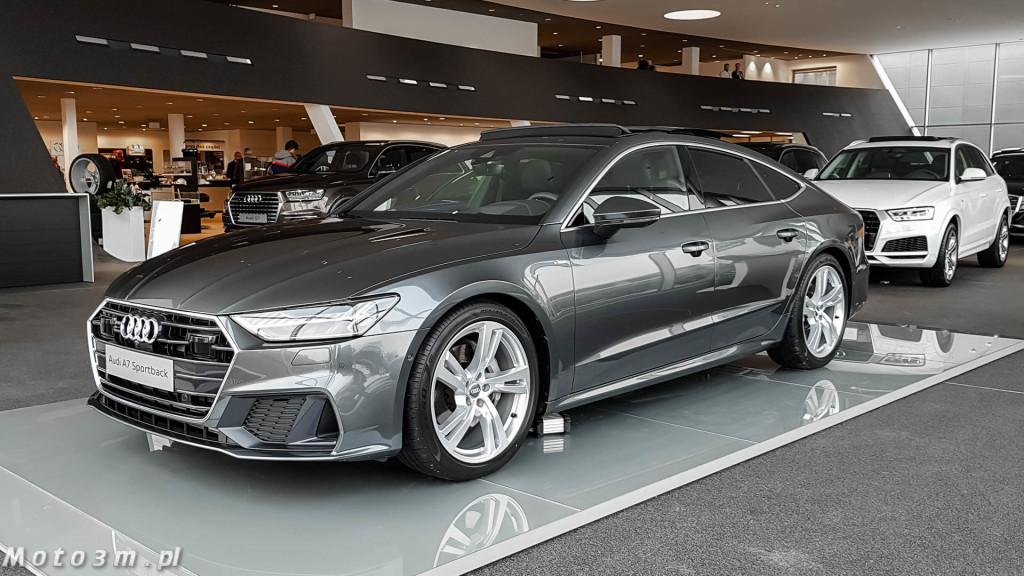 Nowe Audi A7 w Audi Centrum Gdańsk-161214