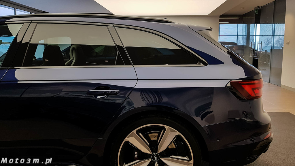 Nowe Audi RS4 w Audi Centrum Gdańsk-160818