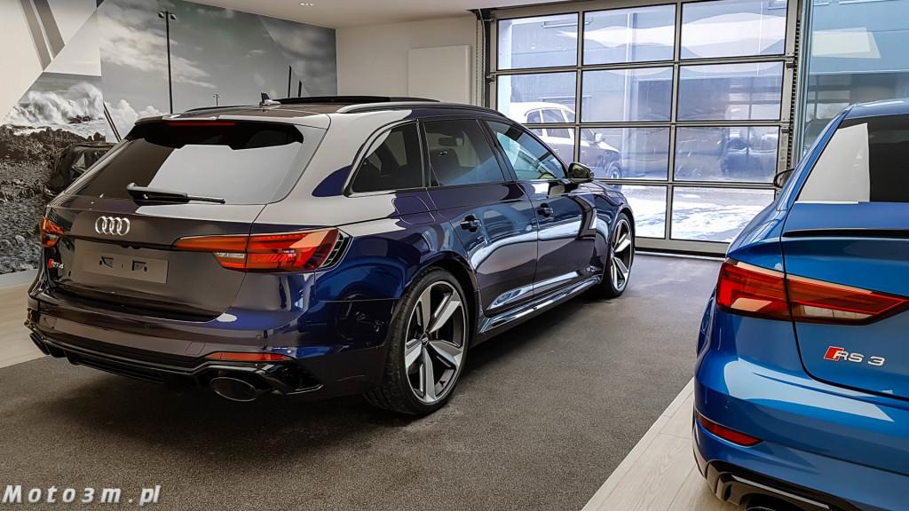 Nowe Audi RS4 w Audi Centrum Gdańsk-160905