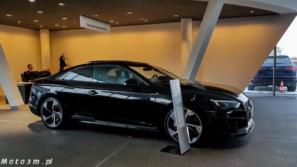 Nowe Audi RS5 w Audi Centrum Gdańsk-161010