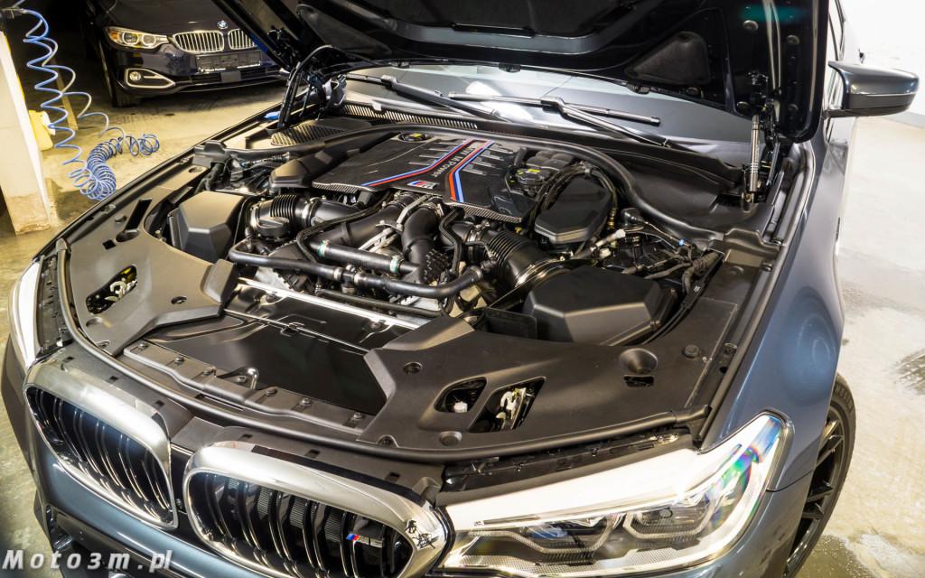 Nowe BMW M5 G30 w BMW Zdunek Gdynia-06662