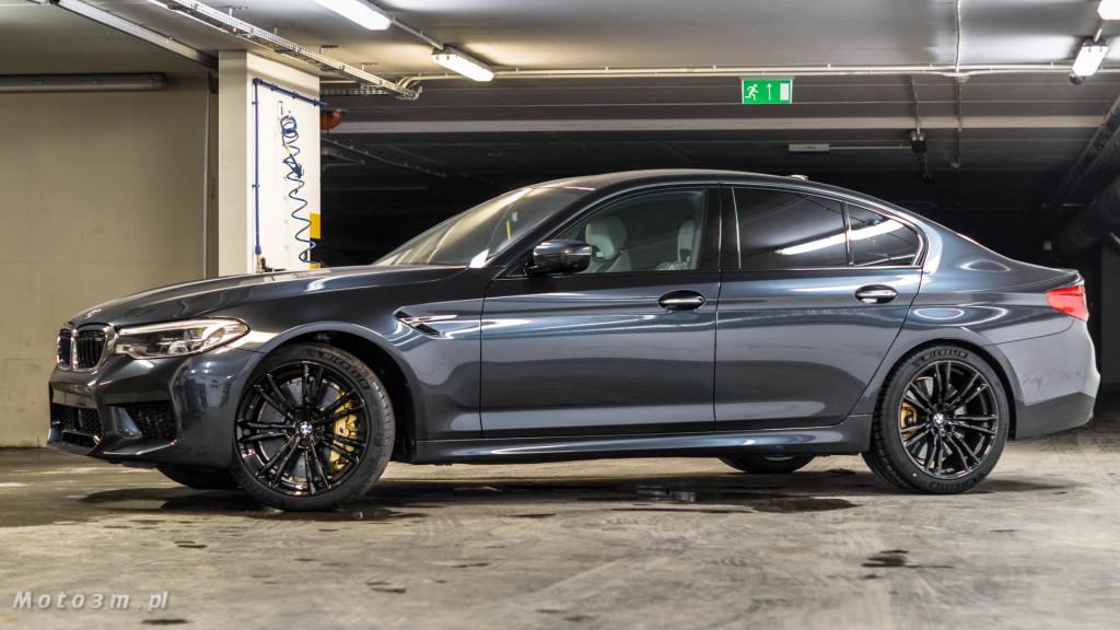 Nowe BMW M5 G30 w BMW Zdunek Gdynia-06667