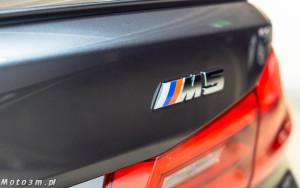 Nowe BMW M5 G30 w BMW Zdunek Gdynia-06669