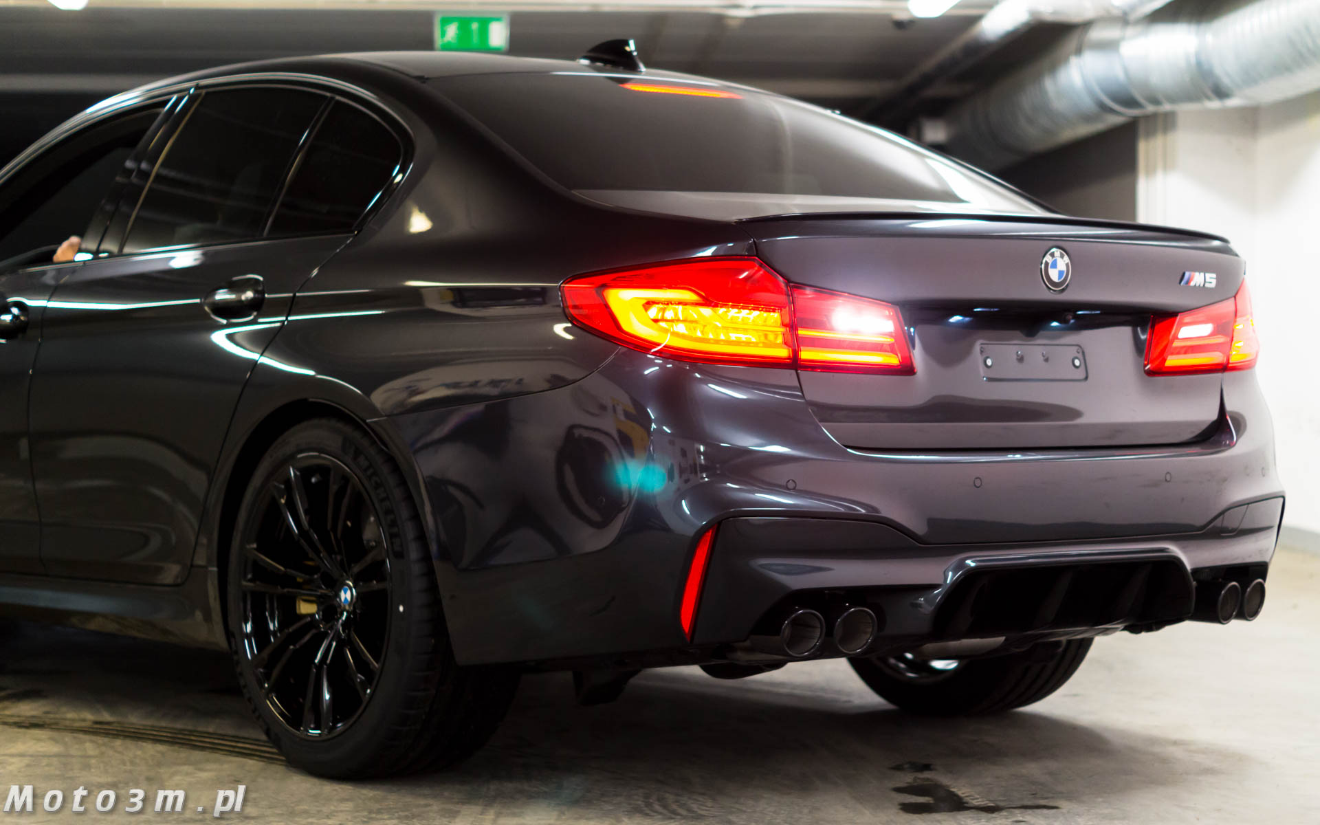 Nowe BMW M5 G30 w BMW Zdunek Gdynia-06698   Moto3m pl