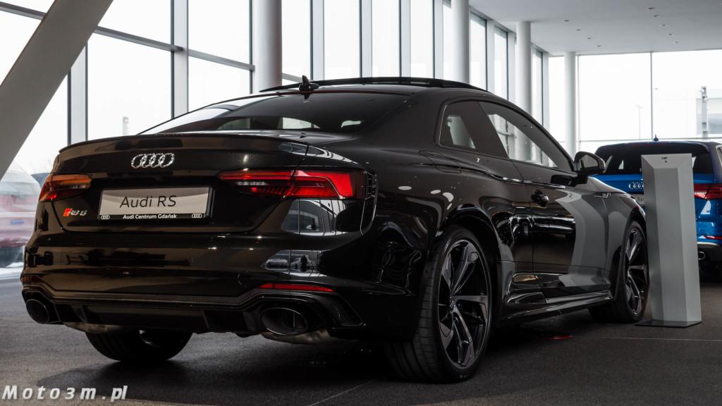 Nowości w Audi Centrum Gdańsk - Audi RS5-05367