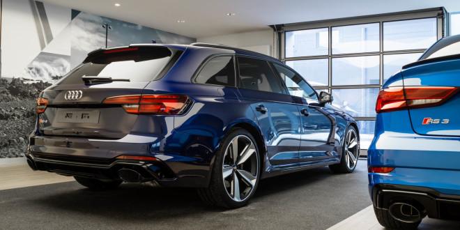 Nowości w Audi Centrum Gdańsk - Audi RS5-05368