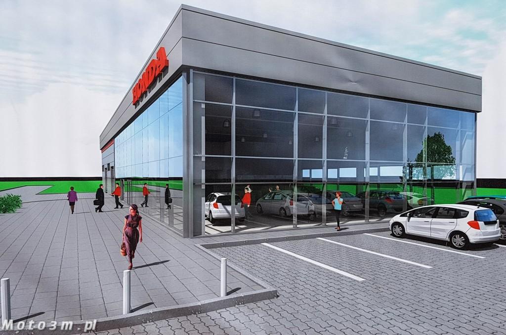 Nowy salon Honda Gdańsk przy ulicy Jabłoniowej-121919