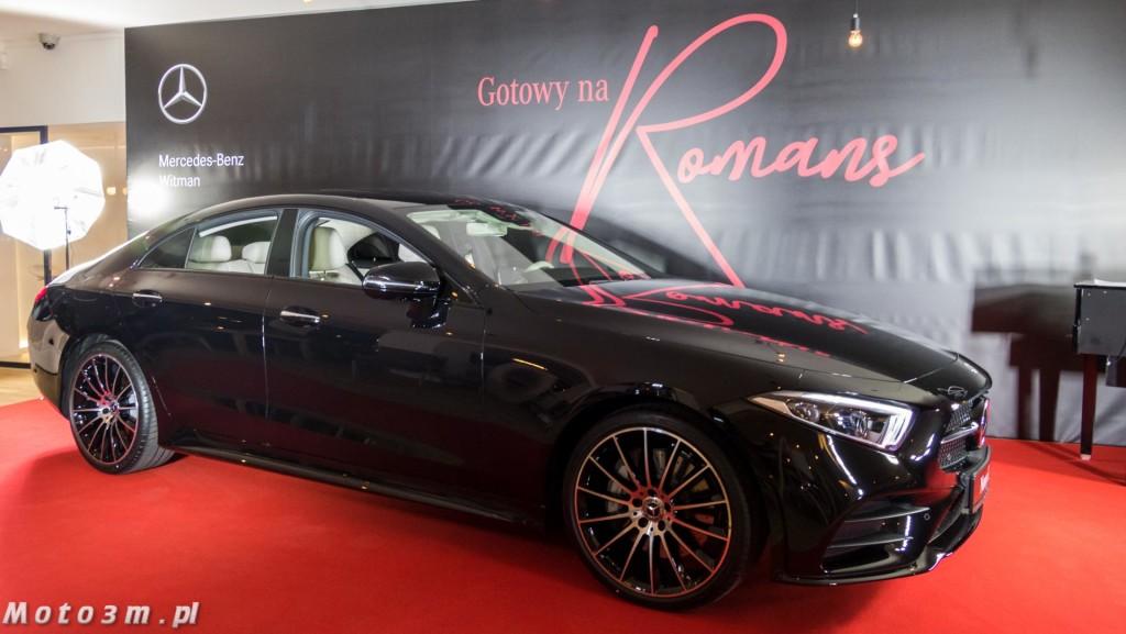 Premiera Mercedesa CLS -Gotowy na Romans- w Zatoce Sztuki-1710330