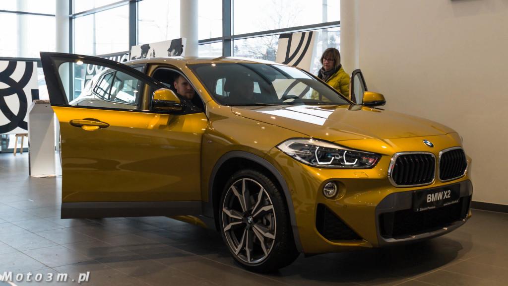 Premiera nowego BMW X2 w BMW Zdunek w Gdyni -04740
