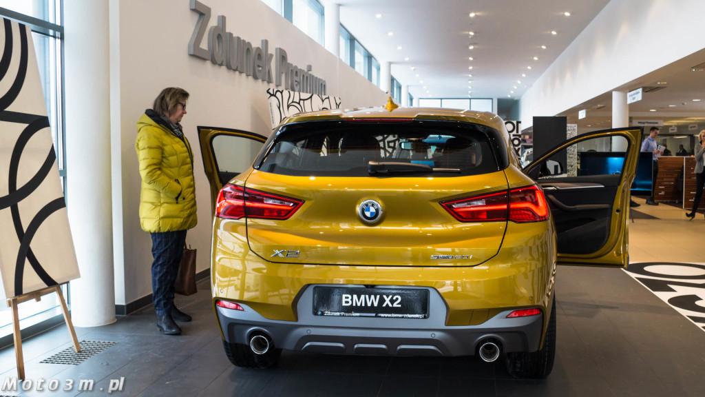 Premiera nowego BMW X2 w BMW Zdunek w Gdyni -04743