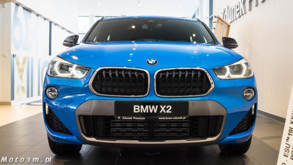 Premiera nowego BMW X2 w BMW Zdunek w Gdyni -04747