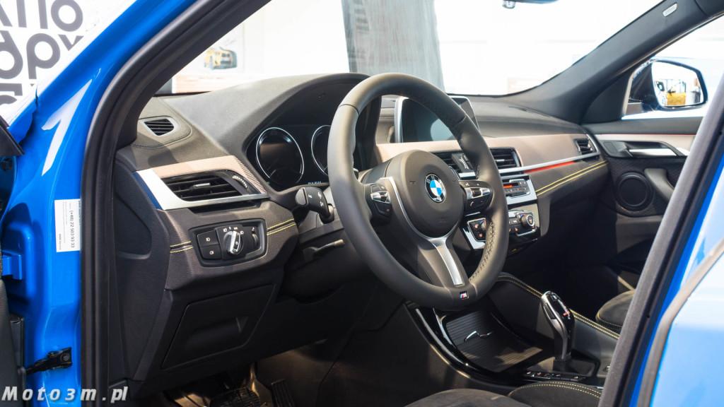 Premiera nowego BMW X2 w BMW Zdunek w Gdyni -04748